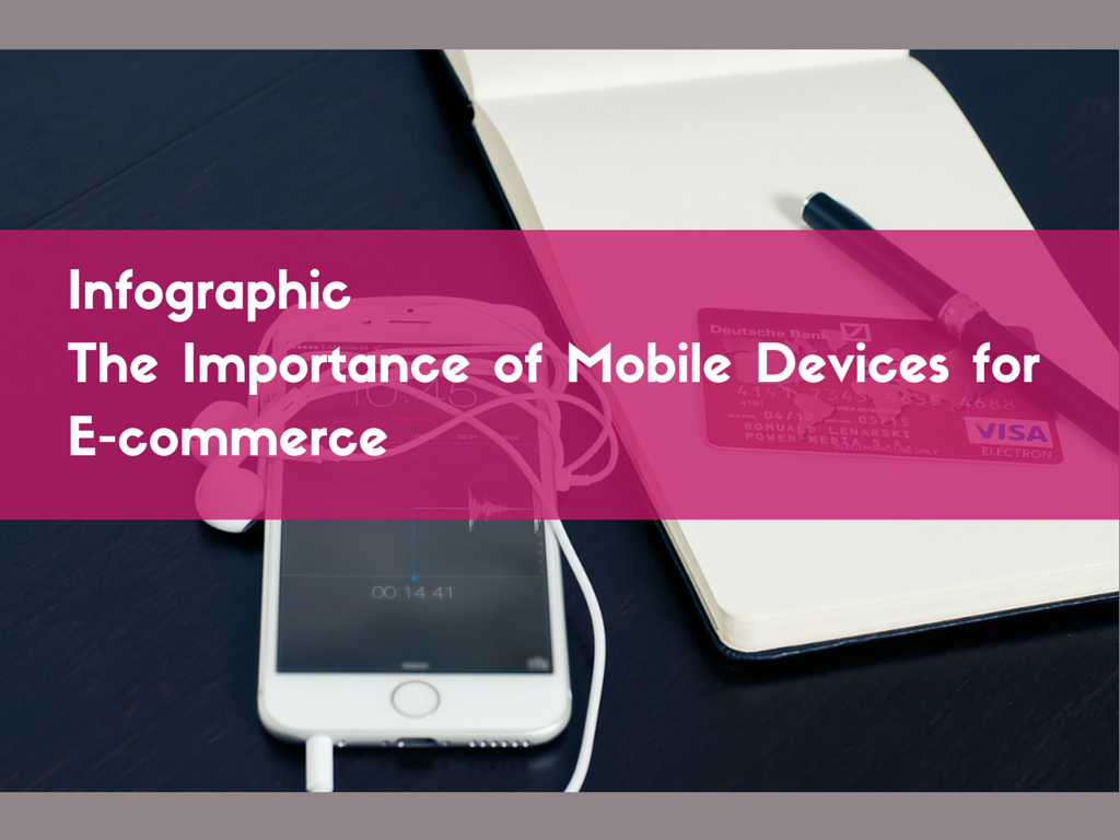 importance of e commerce Three important trends impacting the ecommerce technology  recent technological advancement has placed an increased importance on  mobile-supported commerce.