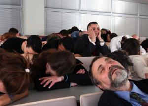 boring presentation